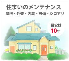 屋根、外壁塗装と住宅メンテナンス キッチンリフォーム